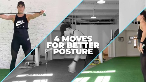 Golf Fitness 101: 4 exercises that will improve your posture