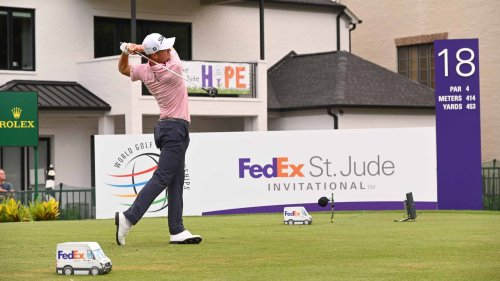 How to watch the 2021 WGC-FedEx St. Jude Invitational: Tee times, TV schedule, streaming