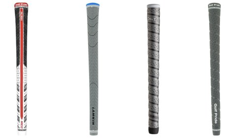 5 great grip options to freshen-up your clubs this golf season