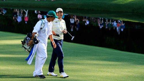 Hideki Matsuyama, comedian? The Masters champ may just make you laugh