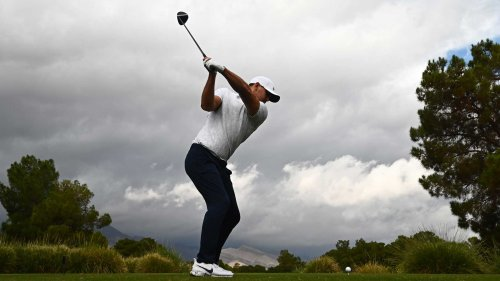 This drill will turn your lazy slice into a power fade