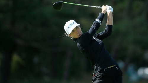 Use this workout from LPGA star Mel Reid to get in top shape