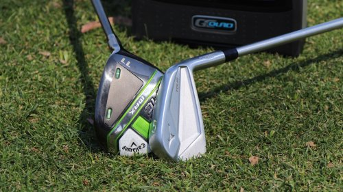 Should you replace your 5 iron with an 11 wood? We tested both clubs on a launch monitor