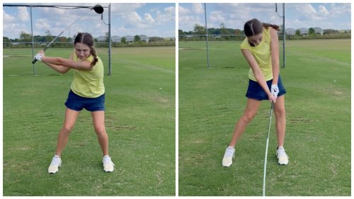 What you can learn from this 16 year-old golfer who gained 20 mph