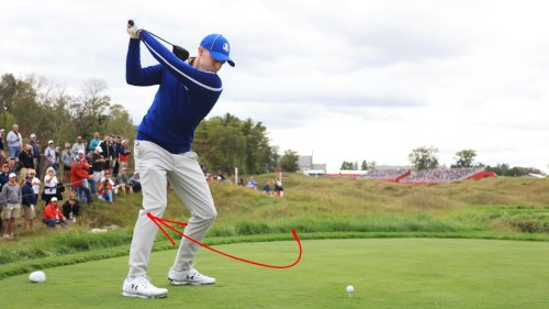 How this Ryder Cupper plugged his power leaks and boosted his ball speed