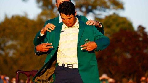 'A bit embarrassing': Back on Tour, Masters champ Hideki Matsuyama details whirlwind past month