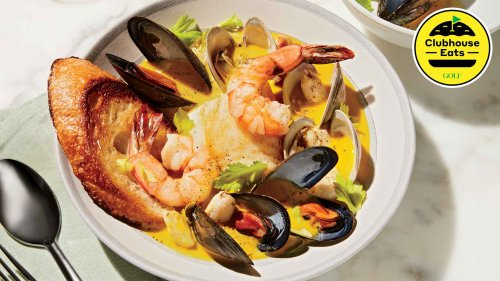 The secret to making Kiawah Island-grade seafood stew, according to the resort's renowned chef