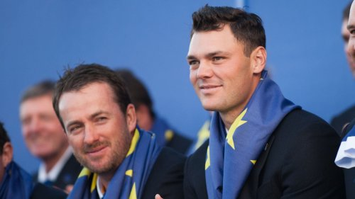 Padraig Harrington adds two new faces to European Ryder Cup team as vice captains