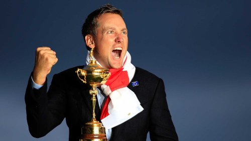 Team Europe's greatest villain is back at the Ryder Cup … because of course he is