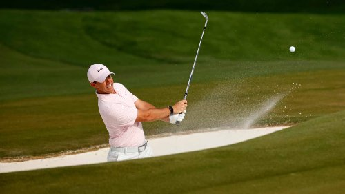This is the technique Rory McIlroy uses to hit high, soft bunker shots