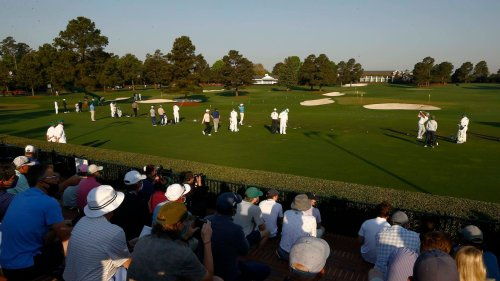 At the Masters, the driving range reveals more than you might think