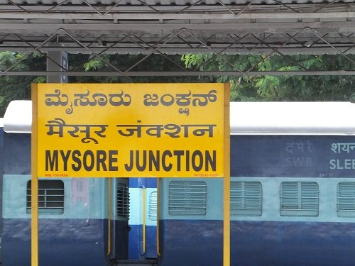 Bangalore to Mysore train- Best Trains