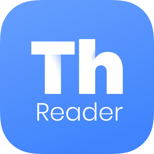 Thorium Reader is a free cross-platform eBook reading app