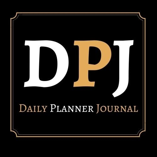 Daily Planner Journal - Actually You Can Daily Planner Journal