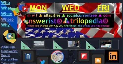FLIP① ▶ Right Now In Left Coast ▶ Blogs ▶ TriloGI ▶ 4.2.21