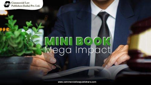 Mini Book Mega Impact