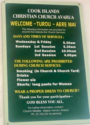 Signs of a True Church