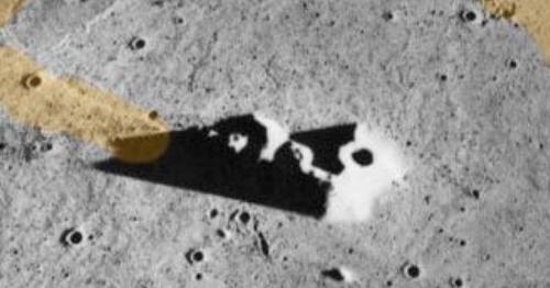 The Smoking Gun Alien Base On The Moon