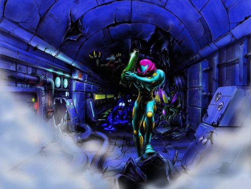 <em>Metroid Fusion</em> is a GBA Masterpiece