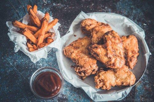 Chicken Wings Rezept nach Südstaaten Art