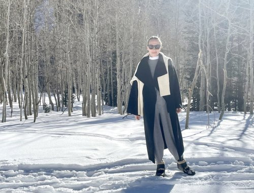 According to Ali: Staycation in the Snow | Goop