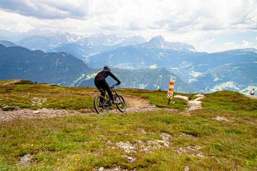 Mountainbiken in Südtirol – Ein Paradies