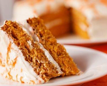 Carrot Cake (Basic Recipe)