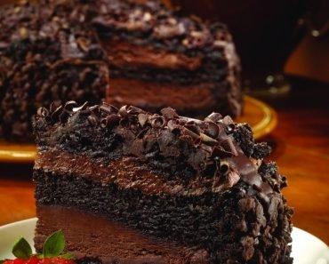 California Dream Chocolate Cake