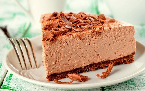 Creamy Cold Nougat Cake Recipe
