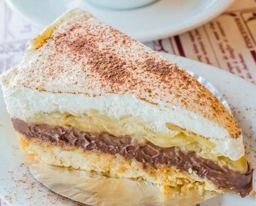 Banana Banoffee Pie