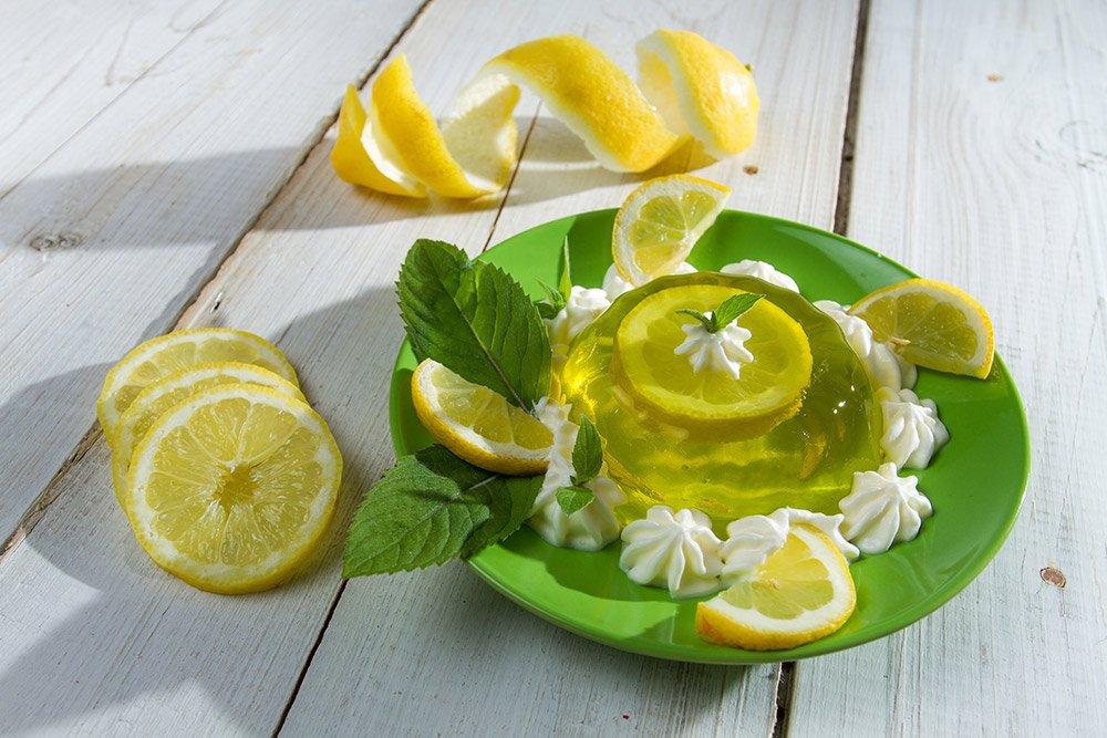 Lemon Jelly – New Italian Recipe