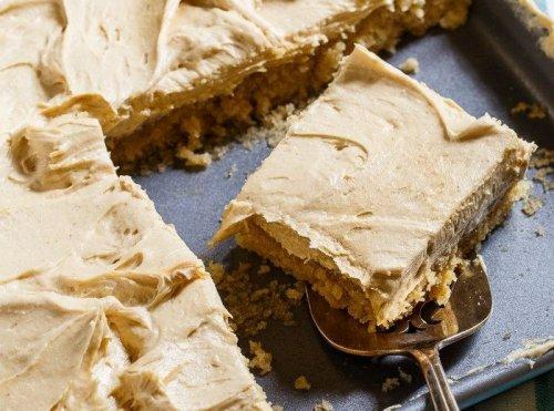 Peanut Butter Sheet Cake (23-Minute Dessert)