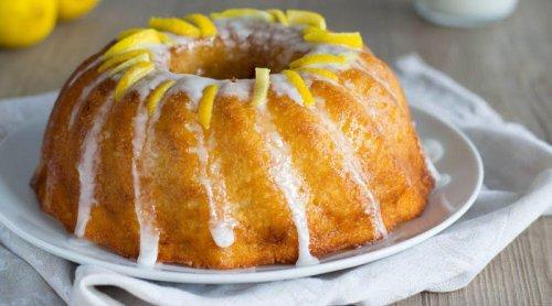 Italian Bundt Cake with Lemon