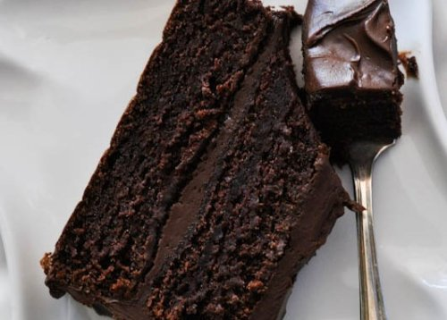 Grandma's Favorite Chocolate Cake