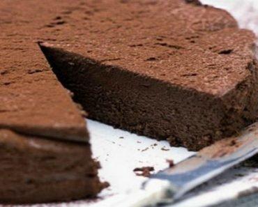 2-Ingredient Moist Chocolate Cake Recipe