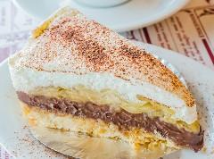 Discover banana pie
