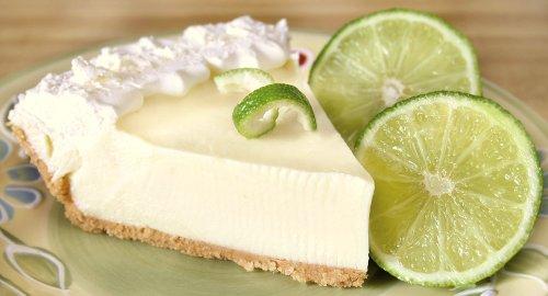 Key Lime Coconut Pie Recipe