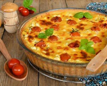 Tomato Tart – Italian Recipe