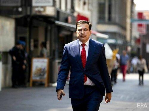 Саакашвили намерен к осени приехать в Грузию