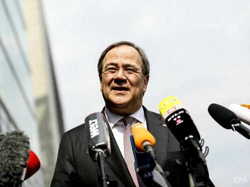 Керівна партія Німеччини висунула кандидатом у канцлери лідера ХДС Лашета