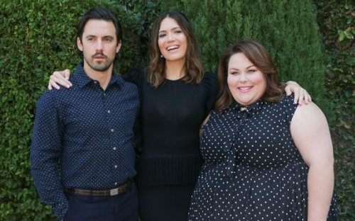 """Mandy Moore, Milo Ventimiglia """"This Is Us"""" Feud Ended By Chrissy Metz?"""