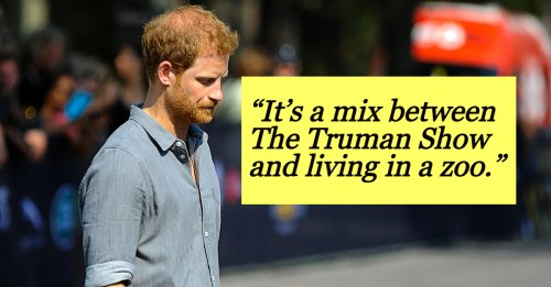 Prince Harry Reveals The Breaking Point That Made Him Leave The Royal Family