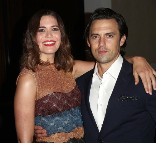 """Mandy Moore, Milo Ventimiglia Forced To Act Like Real-Life """"This Is Us"""" Couple?"""