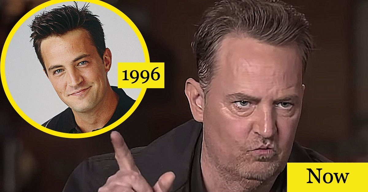 What Happened To Matthew Perry? Actor's Appearance Has Fans Worried