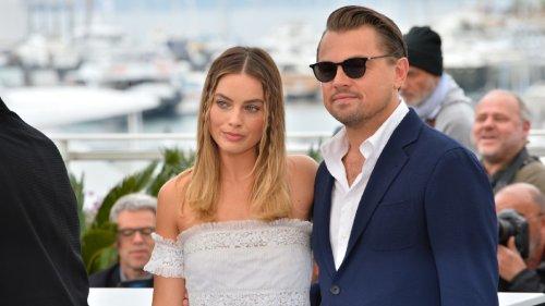 Margot Robbie, Leonardo DiCaprio in 'Love Triangle'?