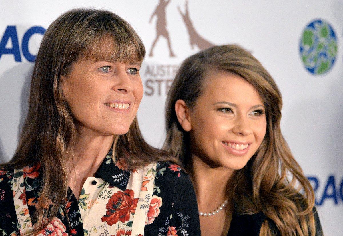 Bindi Irwin And Terri Irwin Preparing For 'Christening Showdown'?