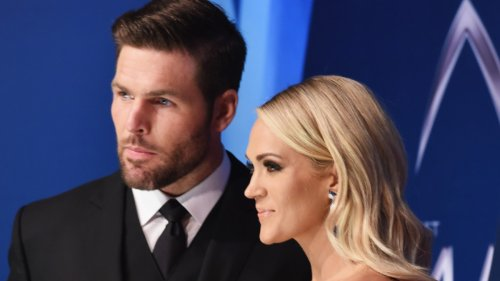 Report: Mike Fisher 'Fearing' For 'Obsessed' Carrie Underwood's Health