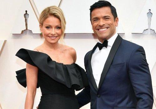 How Kelly Ripa Met Her Husband, Mark Consuelos - Gossip Cop