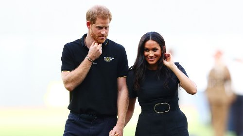 Report: Prince Harry And Meghan Markle Throwing A 'Freedom Party'