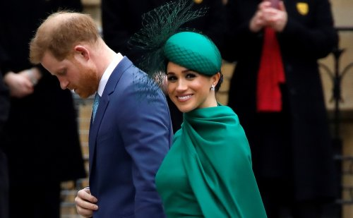Meghan Markle To Queen: 'You'll Never Meet My Baby' According To Report